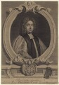 Philip Bisse, by George Vertue, after  Thomas Hill - NPG D31450
