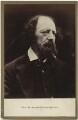 Alfred, Lord Tennyson, by Julia Margaret Cameron - NPG x18054