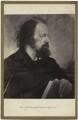 Alfred, Lord Tennyson, by Julia Margaret Cameron - NPG x18053