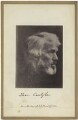 Thomas Carlyle, by Julia Margaret Cameron - NPG x18037
