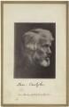 Thomas Carlyle, by Julia Margaret Cameron - NPG x18037