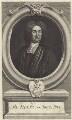 Richard Fiddes, by George Vertue, after  Unknown artist - NPG D31470