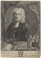 Jonathan Swift, by Andrew Miller, after  Francis Bindon - NPG D31512