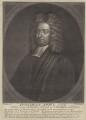 Jonathan Swift, by Peter Pelham, published by  John Bowles - NPG D31519