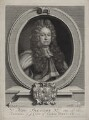 Sir John Blencowe, by George Vertue, after  Anthony Russel - NPG D31523