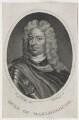 John Churchill, 1st Duke of Marlborough, by Mackenzie, after  Sir Godfrey Kneller, Bt - NPG D31542