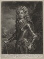 Thomas Erle, by John Simon, after  Sir Godfrey Kneller, Bt, published by  Edward Cooper - NPG D31545