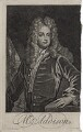 Joseph Addison, by Michael Vandergucht, after  Sir Godfrey Kneller, Bt - NPG D27302