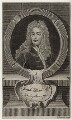 Joseph Addison, by Edward Rooker, after  Sir Godfrey Kneller, Bt - NPG D27304