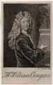 William Congreve, by Michael Vandergucht, after  Sir Godfrey Kneller, Bt - NPG D27306