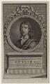 John Philips, by Joseph Collyer the Younger, after  Sir Godfrey Kneller, Bt - NPG D27312