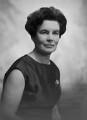 Barbara Mary Louise (née Cottrell), Lady Gorell Barnes, by Bassano & Vandyk Studios - NPG x174490