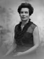 Barbara Mary Louise (née Cottrell), Lady Gorell Barnes, by Bassano & Vandyk Studios - NPG x174491
