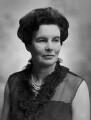 Barbara Mary Louise (née Cottrell), Lady Gorell Barnes, by Bassano & Vandyk Studios - NPG x174492