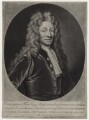 Sir Christopher Wren, by and published by John Smith, after  Sir Godfrey Kneller, Bt - NPG D27346