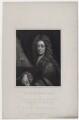 Sir Christopher Wren, by William Holl Sr, or by  William Holl Jr, after  Sir Godfrey Kneller, Bt - NPG D27348