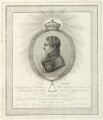 Prince Augustus Frederick, Duke of Sussex, by Andrea Freschi, published by  Colnaghi & Co, after  Charles or Carl or Christian Rosenberg - NPG D33237