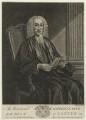 Alured Clarke, after James Wills - NPG D33277