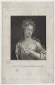 Sarah Churchill (née Jenyns (Jennings)), Duchess of Marlborough, by E. Bocquet, published by  John Scott, after  Sir Godfrey Kneller, Bt - NPG D27375