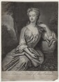 Henrietta ('Harriet') Godolphin (née Churchill), Duchess of Marlborough, by Francis Kyte, sold by  Edward Cooper, after  Sir Godfrey Kneller, Bt - NPG D27378