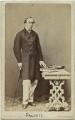 Henry Fawcett, by Horatio Nelson King - NPG x15091