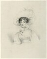 Princess Victoria, Duchess of Kent and Strathearn, by Richard James Lane - NPG D33294