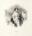 Princess Victoria, Duchess of Kent and Strathearn, by Émile Desmaisons - NPG D33295