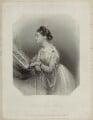 Louisa Anne Beresford (née Stuart), Marchioness of Waterford, by William Henry Egleton, after  John Hayter - NPG D33302