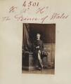 King Edward VII, by Camille Silvy - NPG Ax54513