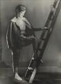 Caroline Fleur (née Vatcher), Lady Hobart, by Madame Yevonde - NPG x29822