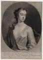 Elizabeth Egerton (née Churchill), Countess of Bridgewater, by John Simon, sold by  Edward Cooper, after  Michael Dahl - NPG D27383