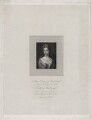 Anne Spencer (née Churchill), Countess of Sunderland, by William Bond, after  Sir Godfrey Kneller, Bt - NPG D27384