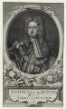 King George I, by George Vertue, after  Sir Godfrey Kneller, Bt - NPG D27408