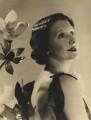 June (née Howard-Tripp), Lady Inverclyde, by Madame Yevonde - NPG x26354