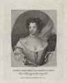 Sophia Dorothea of Celle, by Andrew Birrell, after  Silvester Harding - NPG D27413