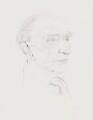 Sir Peter Frederick Strawson, by Ishbel Myerscough - NPG 6844