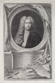 Sir William Wyndham, 3rd Bt, by Jacobus Houbraken, published by  John & Paul Knapton, after  Jonathan Richardson - NPG D27430