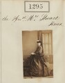 Georgiana Knox (née Rooper), by Camille Silvy - NPG Ax50701