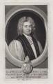 Francis Atterbury, by George Vertue, after  Sir Godfrey Kneller, Bt - NPG D27448