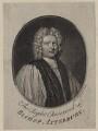 Francis Atterbury, by Michael Vandergucht, after  Sir Godfrey Kneller, Bt - NPG D27450