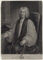 Edward Waddington, by John Faber Jr, sold by  Henry Overton, sold by  John Hole, sold by  Thomas Wall, after  Hamlet Winstanley - NPG D27455