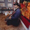 Frank Bowling, by Eamonn McCabe - NPG x131765