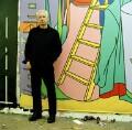 Michael Craig-Martin, by Eamonn McCabe - NPG x131767