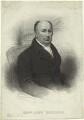 John Kershaw, by William Thomas Fry - NPG D33304