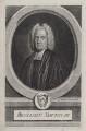 Benjamin Newton, by Gerard Vandergucht - NPG D27479