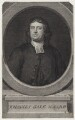 John Gale, by George Vertue, after  Joseph Highmore - NPG D27485