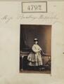 Beatrix Edwards (née Hippisley), by Camille Silvy - NPG Ax54803