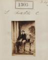 Leopold de Rothschild, by Camille Silvy - NPG Ax50708