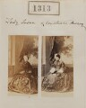Constance Euphemia Woronzow (née Murray), Lady Elphinstone, by Camille Silvy - NPG Ax50717