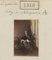 Eleanor Amelia (née Jolliffe), Lady de Blaquiere